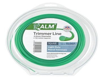 SL007 Light-Duty Petrol Trimmer Line 2.0mm x 126m